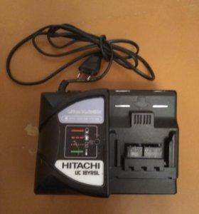 Зарядное устройствo Hitachi uc18yrsl
