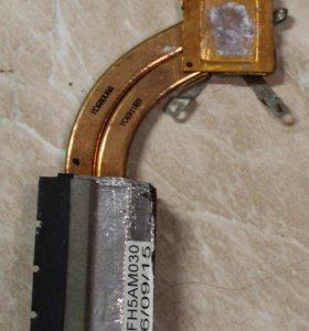Радиатор для ноутбука Asus A6J
