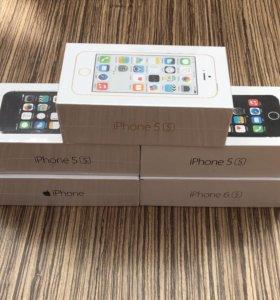 iPhone 5 все цвета