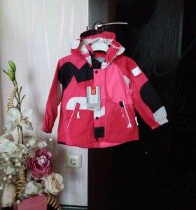 Детские куртки Reima, D-generation, Adidas