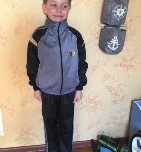 Спортивный костюм детский