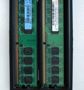RAM DDR2 + Pentium D 3,40GHz