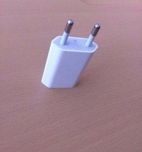 Часть зарядки от айфона,возможен торг
