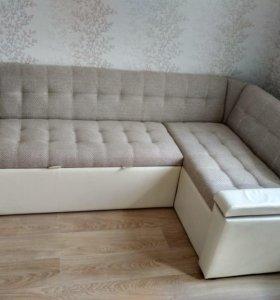 Кухонный диван Секрет-4