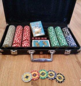 Покерный набор Crown 300