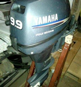 Мотор Ямаха 9.9,4такта