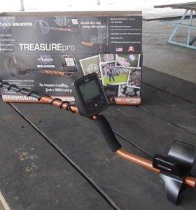 Металлоискатель Whites TreasurePro