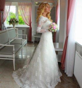 Свадебное платье Тринити от модного дома Gabbiano