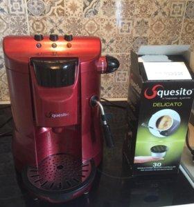 Кофемашина quesito