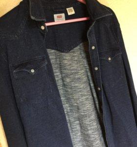 Рубашка-толстовка Levi's