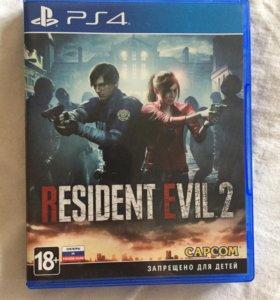 Resident evil 2 remake на ps4
