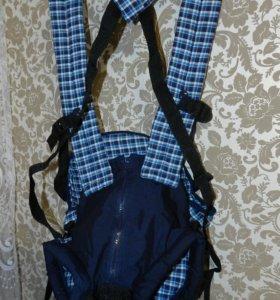 Кенгуру - рюкзак, для малыша.