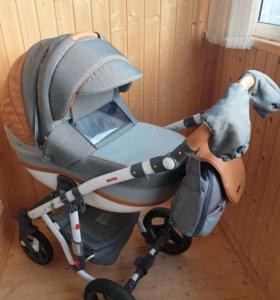 Детская коляска Adamex Vicco (Адамекс Викко) 2 в 1