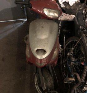 Скутер forsage