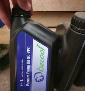 Вакуумное масло Becool BC-VPO 1л.