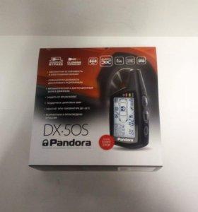 Автосигнализация с автозапуском Pandora DX 50S