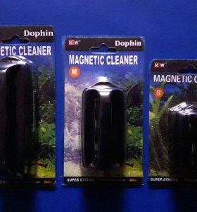 Скребки магниты для чистки аквариума