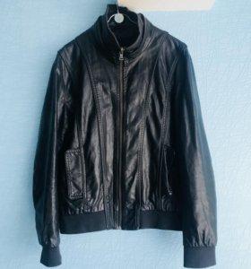 Куртка кожаная (экокожа) Calvin Klein