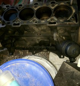 Продам двигатель в разобранном виде z16xer