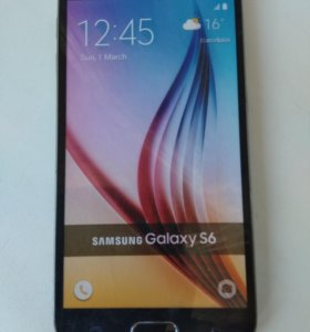Samsung galaxy S6 муляж