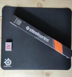Коврик для мыши SteelSeries QcK+