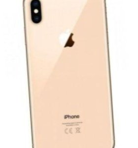 смартфон айфон XS муляж
