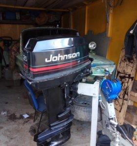 Мотор Джонсон