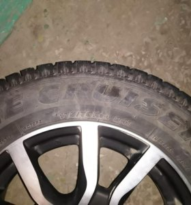 Bridgestone ice cruiser 7000 175/70 R14