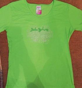 Продам новую женскую футболку