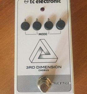 tc electronics 3rd dimension chorus