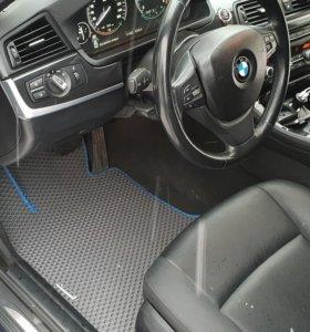 Автоковрики EVA для BMW 5-Series F10 (2012-2015)
