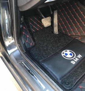 3D автоковрики премиум класса для BMW 5M