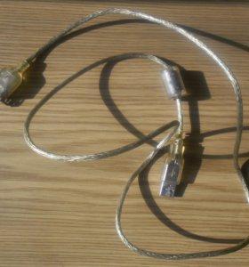 Кабель-удлинитель USB 1 метр