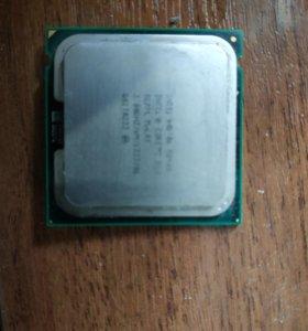 Процессор core 2 duo, E8400, 3 Ггц