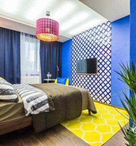 Квартира, 1 комната, 26.6 м²