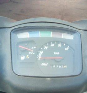 мопед Suzuki adress 110