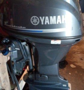 Продаю мотор Ямаха-40