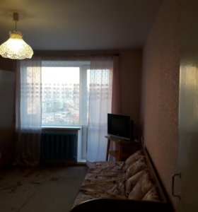 Квартира, 1 комната, 3.43 м²