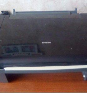 МФУ EPSON CX4300