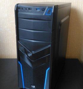 Игровой компьютер на GTX1060 и intel core i5 3570
