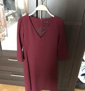 Платье Massimo dutti.