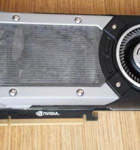 Видеокарта GeForce GTX 980 Ti б/у