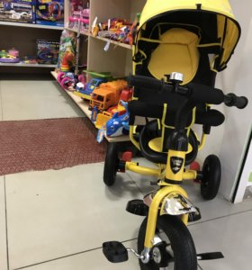Велосипед-коляска LEXUS TRIKE трехколес