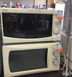 Микроволновочная печь
