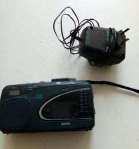 портативный касетный аудиоплеер Sanyo MS-55F