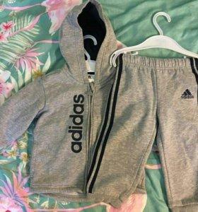 Костюм детский Adidas оригинал р 80 (до 86)