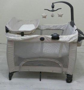 Кровать - Манеж Graco Contour Prestige