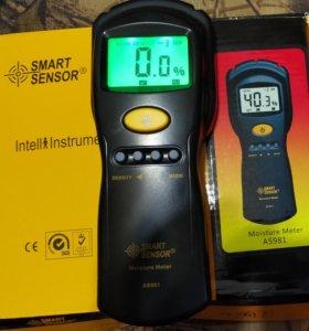 Измеритель влажности древесины AS981
