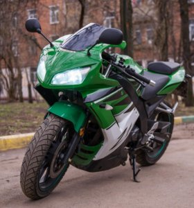 IRBIS Z1 250cc Мотоцикл