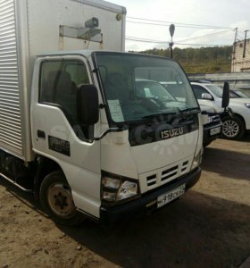 Услуги по перевозке грузов фургон